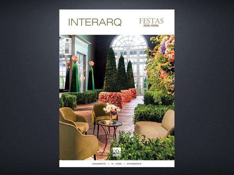 INTERARQ FESTAS RONI VIERA- ED. 06 - Revista InterArq | Arquitetura, decoração, design, interiores, paisagismo, lifestyle e festas