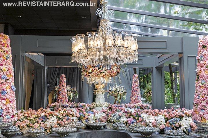 Jardim romântico - Revista InterArq | Arquitetura, decoração, design, interiores, paisagismo, lifestyle e festas