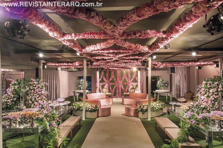 Inspiração  floral - Revista InterArq | Arquitetura, decoração, design, interiores, paisagismo, lifestyle e festas