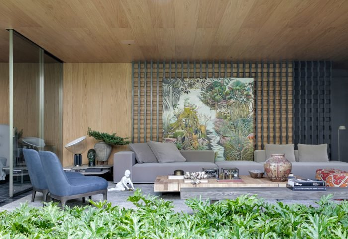 Ambiente: Casa AOK|02 Profissional: Moacir Schmitt Jr. e Sálvio Moraes Jr. Foto: Denilson Machado
