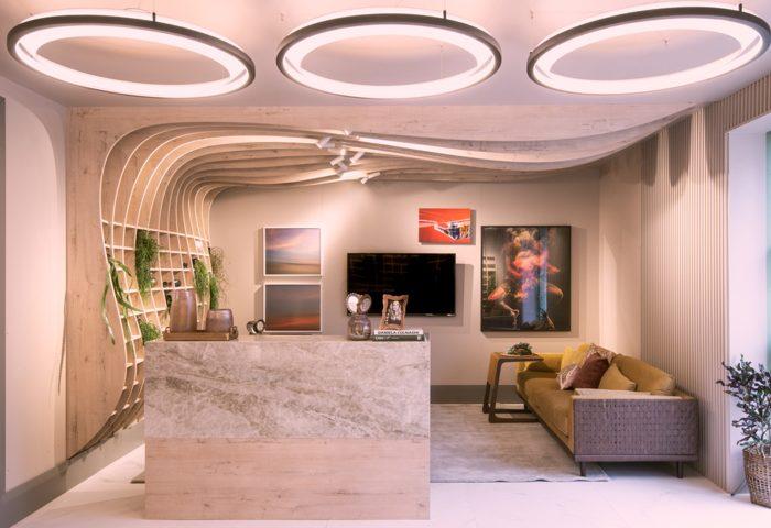 Ambiente: Galeria de Óculos de Luxo Profissional: Daniela Colnaghi Foto: Vitor
