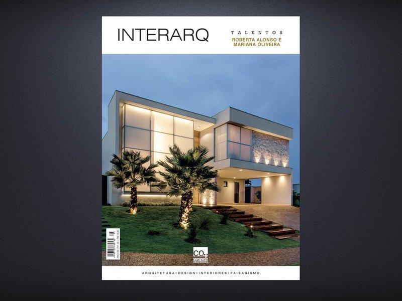 INTERARQ TALENTOS ROBERTA ALONSO E MARIANA OLIVEIRA – ED 05 - Revista InterArq | Arquitetura, decoração, design, interiores, paisagismo, lifestyle e festas