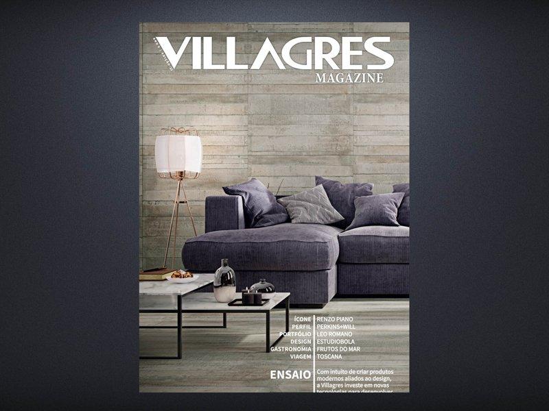VILLAGRES MAGAZINE – ED 12 - Revista InterArq | Arquitetura, decoração, design, interiores, paisagismo, lifestyle e festas