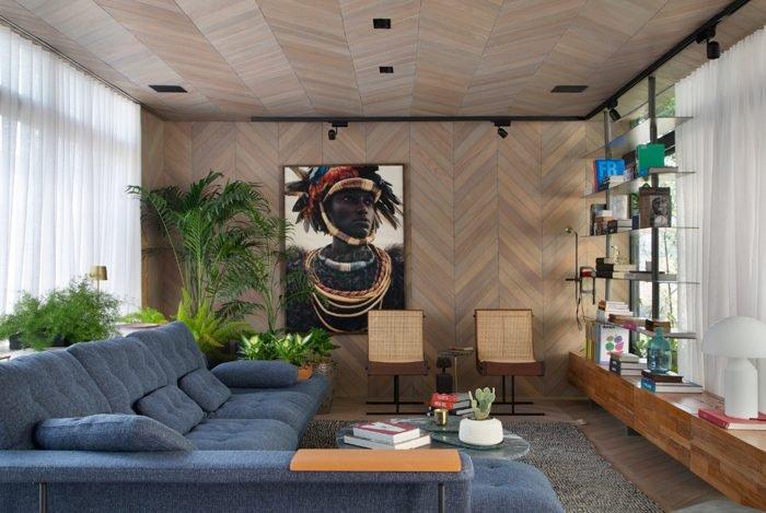 Ambiente: Loft Mobili Profissional: InTown Arquitetura Foto: Denilson Machado