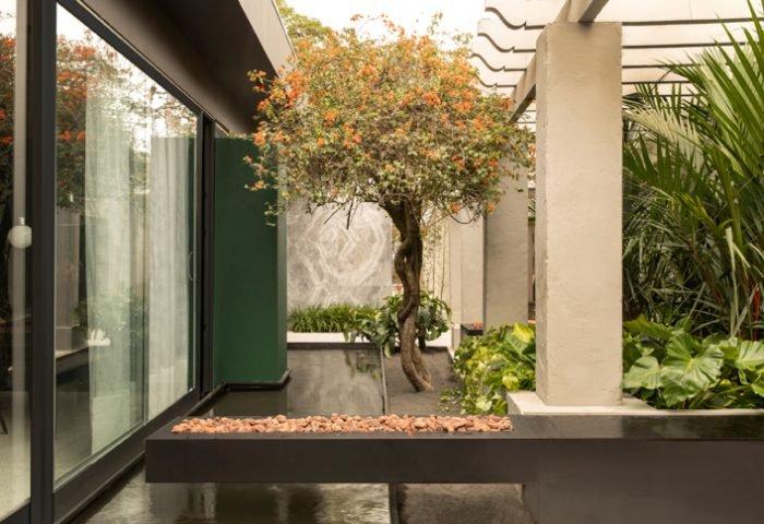 Ambiente: Jardim dos Sentidos Profissional: Bia Abreu Foto: Felipe Araújo
