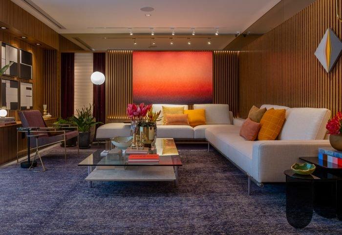 Ambiente: Linie Lounge Profissional: Patrícia Hagobian Foto: Renato Navarro
