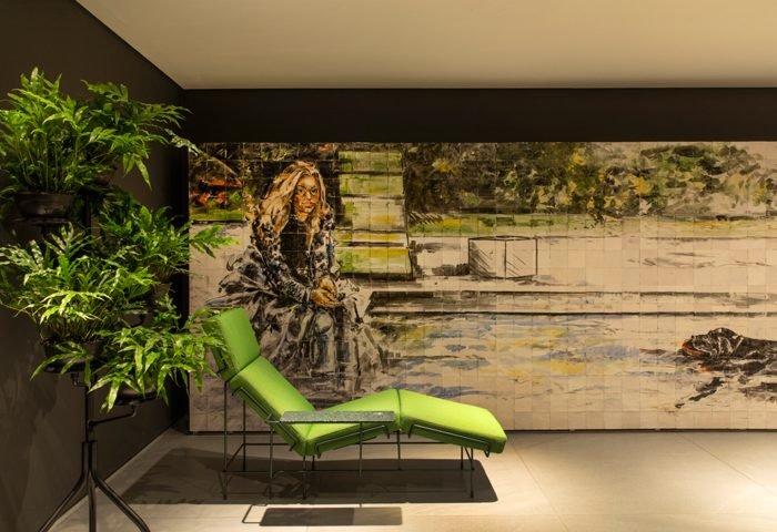Ambiente: Lounge Bauhaus 100 anos Profissional: Tufi  Mousse Foto: Felipe Araújo