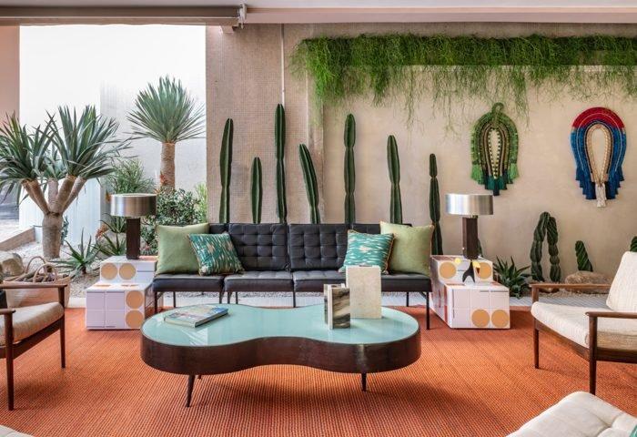 Ambiente: Varanda Palm Springs Profissional: Jean de Just Ambiente: Renato Navarro