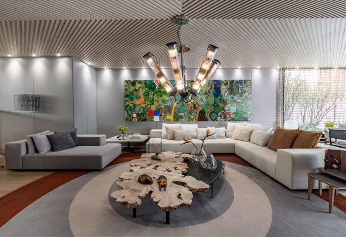 Ambiente: Atelier do Morar Profissional: Denise Barretto Foto: Denilson Machado