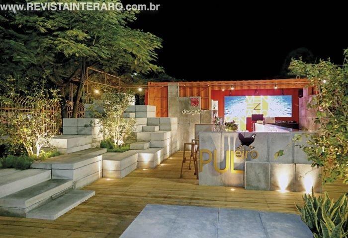 Design Bar por Studio Luiz Veneziano: São José do Rio Preto/SP, (17)3227-7604 e 99118-6968 www.luizvenezianoarquitetura.com, Eluizvenezianoarquitetura, Q@studioluizveneziano  Paisagismo, Plant Garden (17) 3224-4591