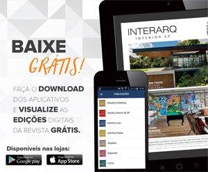 App - Revista InterArq | Arquitetura, decoração, design, interiores, paisagismo, lifestyle e festas