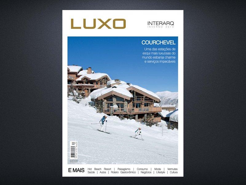 INTERARQ LUXO INVERNO 2019 - Revista InterArq | Arquitetura, decoração, design, interiores, paisagismo, lifestyle e festas
