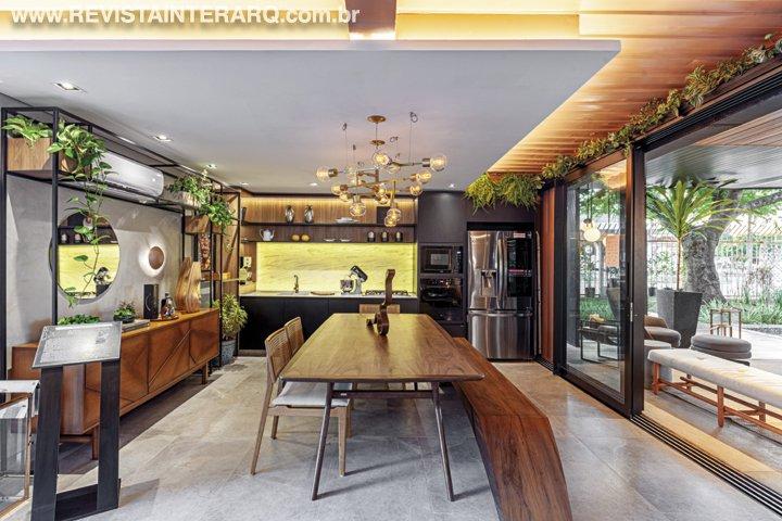 Com 20 ambientes que abordaram tecnologia e sustentabilidade, a mostra ArqDesign ocorreu no Rio Preto Shopping - Revista InterArq | Arquitetura, decoração, design, interiores, paisagismo, lifestyle e festas