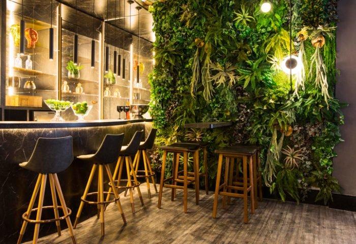 Cocktail Bar Manhattan por Adriana Bellao