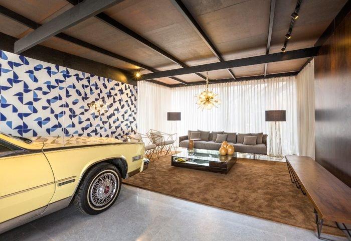 Garage Lounge por Fernando Arrivabene