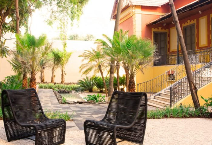 Jardim do Convívio por Gilda Maldonado