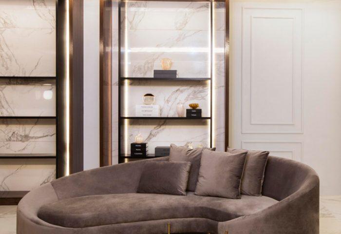 Sala Parigi por Ana Mitzakoff