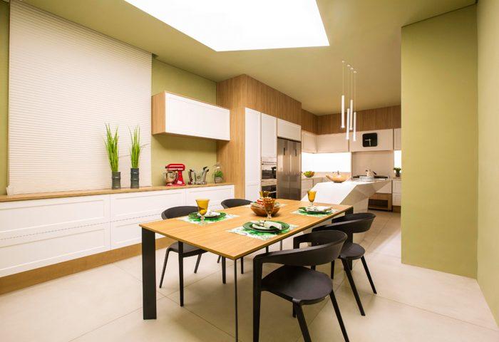 Sala de Almoço por Gabriela Gonzalez