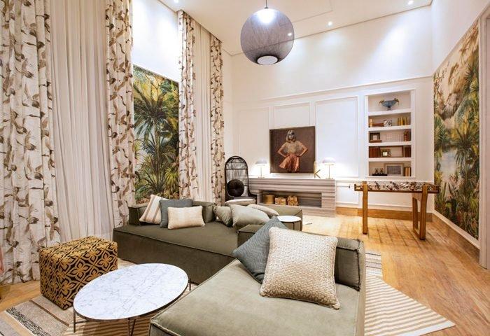 Sala da Familia por Katia El Badouy