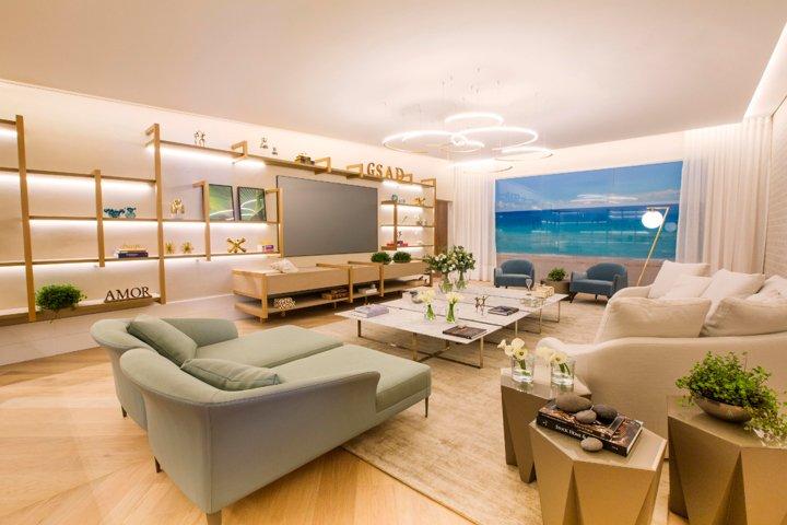 Confira os ambientes da Campinas Decor, uma das principais mostras do interior paulista - Revista InterArq | Arquitetura, decoração, design, interiores, paisagismo, lifestyle e festas