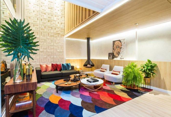 Lounge Boas-vindas por Andre Zimmerman