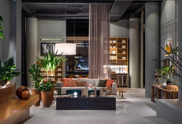 Docas Lounge por Adriana Esteves e Mariana Junqueira
