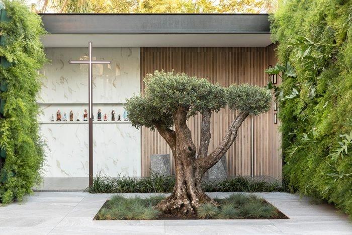 Capela por Sergio Coelho Arquitetura