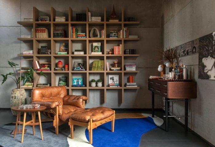 Galeria de arte por Cássio Moraes – Arquitetura e Interiores