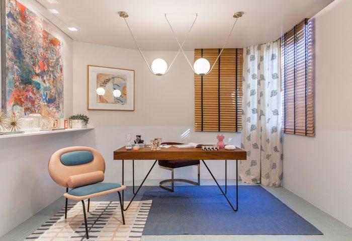 Home office por Mariana Ciciarelli