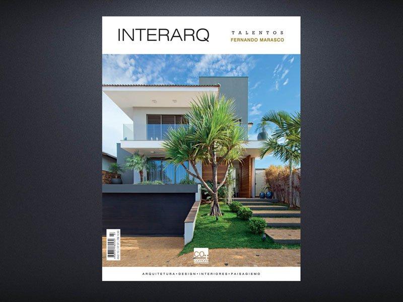 INTERARQ TALENTOS FERNANDO MARASCO ED.07 - Revista InterArq | Arquitetura, decoração, design, interiores, paisagismo, lifestyle e festas