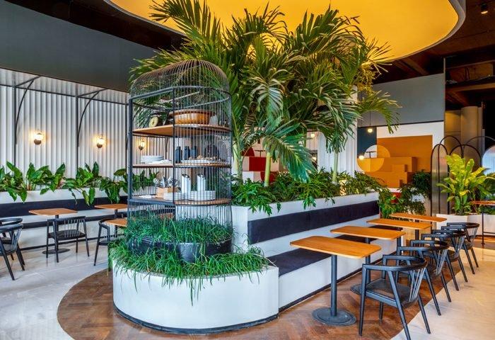 Restaurante da Baía por Isabella Lucena