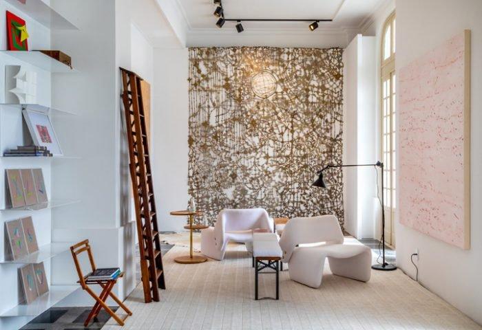 Sala da Colecionadora por Marcia e Manu Müller Arquitetura