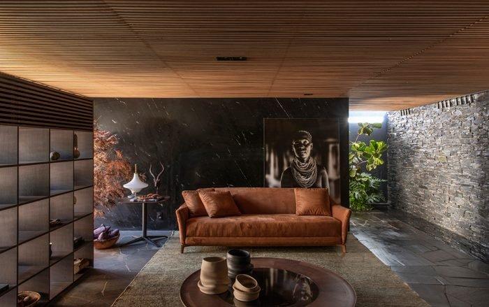 Meia Casa por Mf+Arquitetos