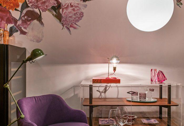 Sala de vinhos por Graziella Cavinato