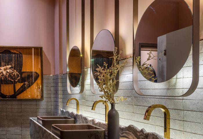 Banheiro Elementos por Tripper Arquitetura