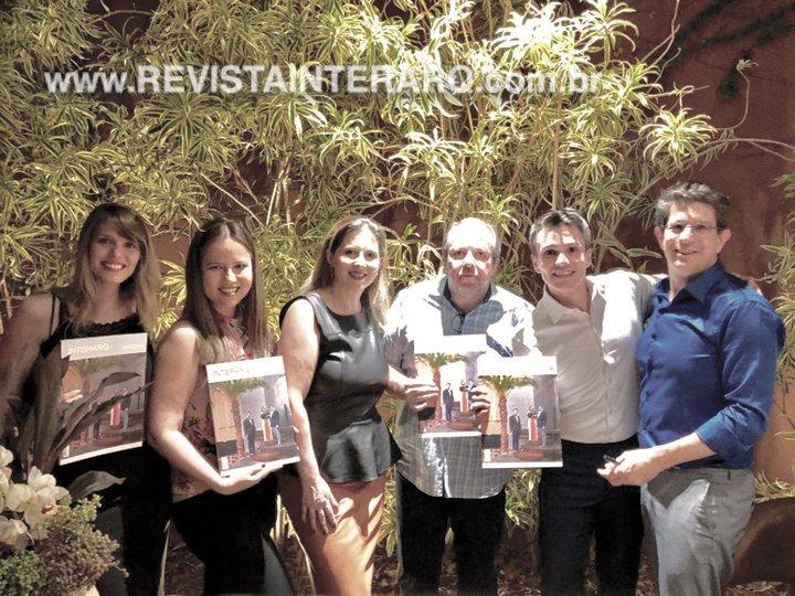 Coquetel de lançamento InterArq Coletânea RBTO - Revista InterArq | Arquitetura, decoração, design, interiores, paisagismo, lifestyle e festas